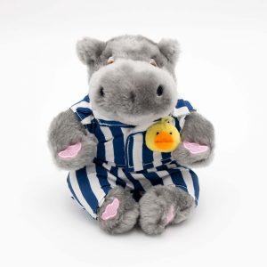 Silentnight Hippo Toy