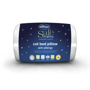 Silentnight Safe Nights Anti-Allergy Cot Bed Pillow