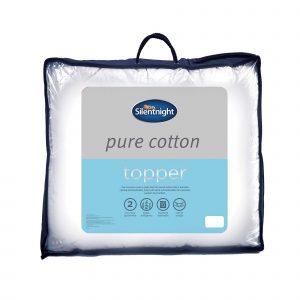 Silentnight Pure Cotton Topper