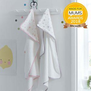 Silentnight Safe Nights Hooded Towel