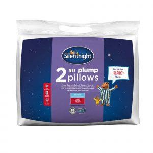 Silentnight So Plump Pillow - 2 Pack