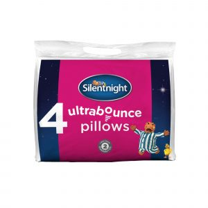 Silentnight Ultrabounce Plus Pillow - 4 Pack