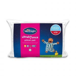 Silentnight Ultrabounce Plus Pillow - 2 Pack